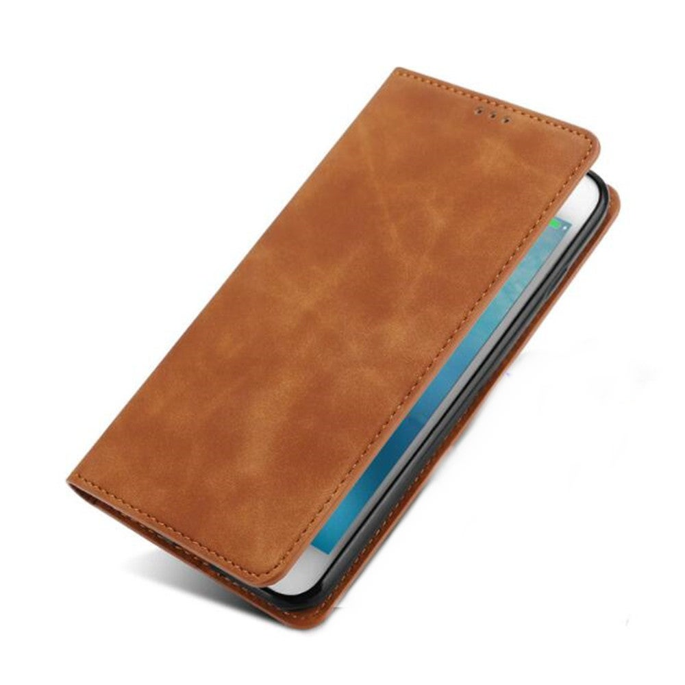 PU Leather Soft Case for Samsung Galaxy M10 Flip Wallet Cover