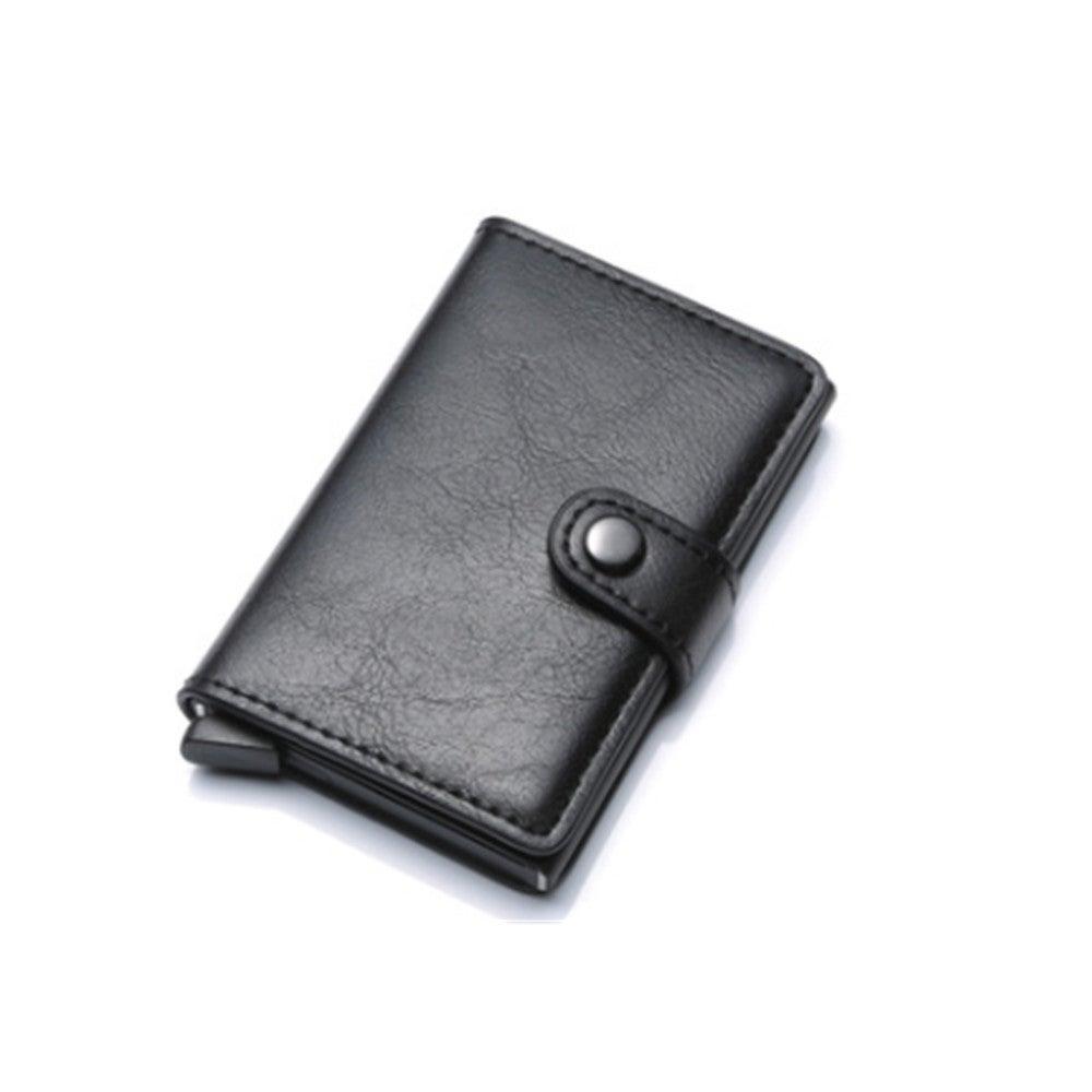 RFID Pop Up Credit Card Holder Wallet