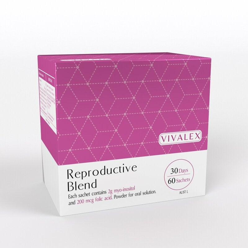 Reproductive Blend - 1 month supply