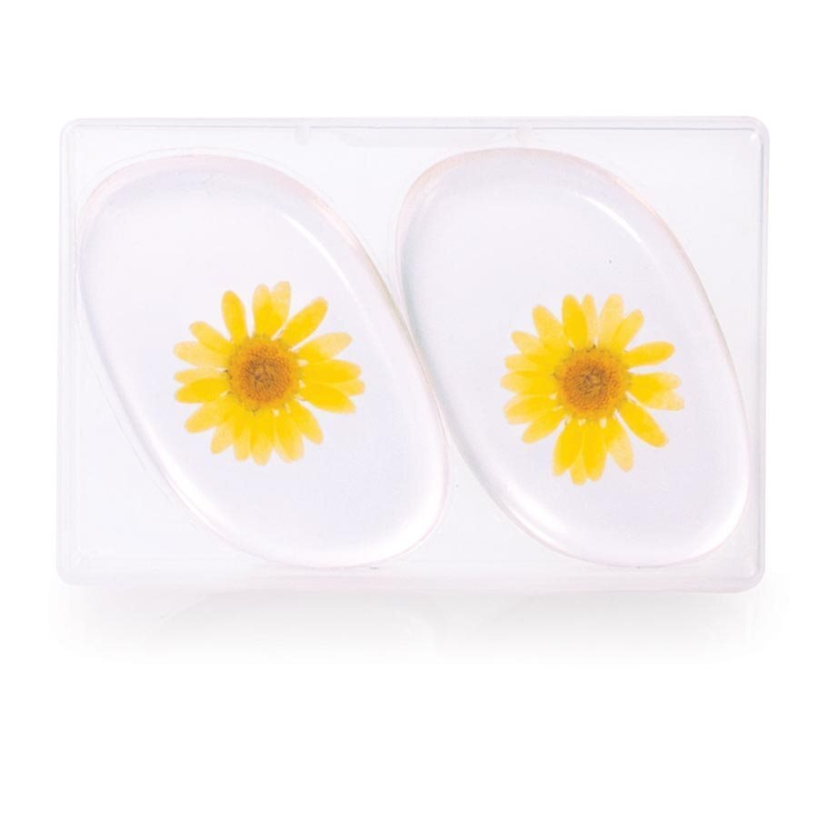 IS GIFT Flower Power Silicone Makeup Applicators - Yellow