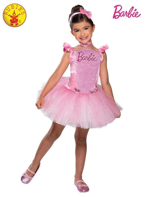 BARBIE BALLERINA COSTUME, CHILD