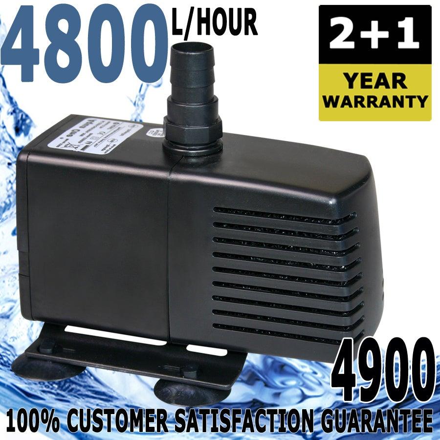 Aqua One Moray 4900 Power Head Water Pump