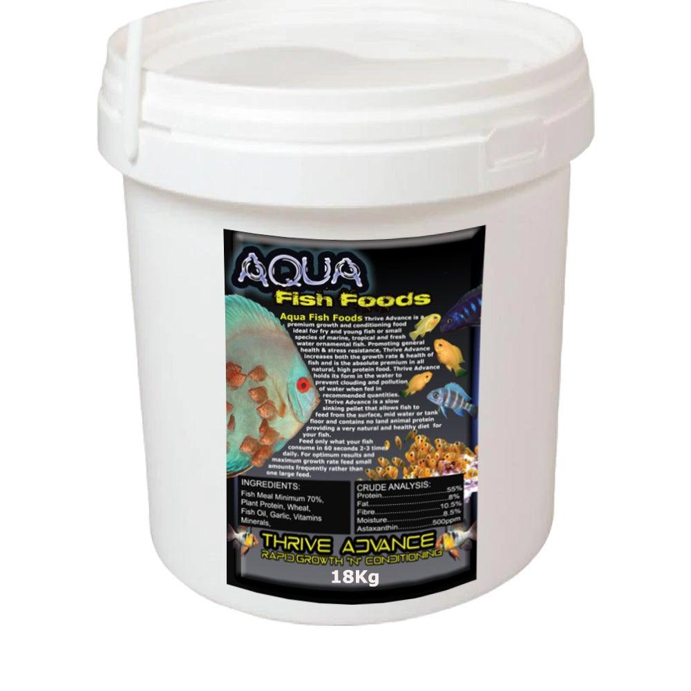 Aquamunch Thrive Advance Stage One 18kg Bucket
