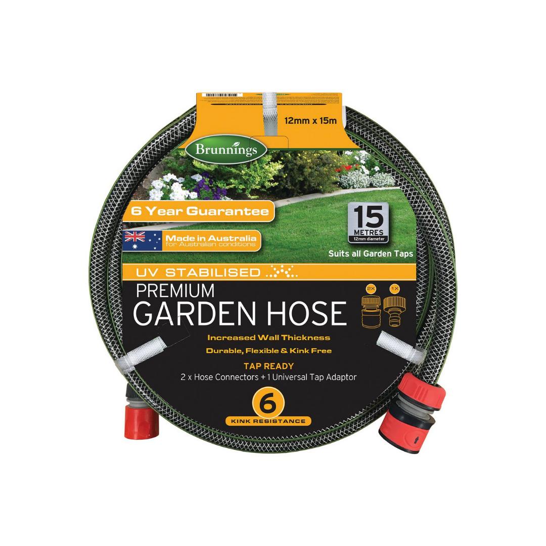 Premium Garden Hose - 15m