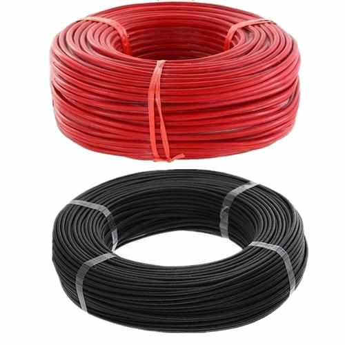 10m High Quality 5m Red 5m Black Silicone Drone Wire