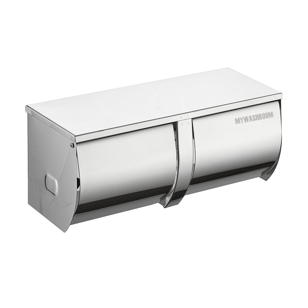 Double Paper Towel Dispenser 304 Stainless Steel