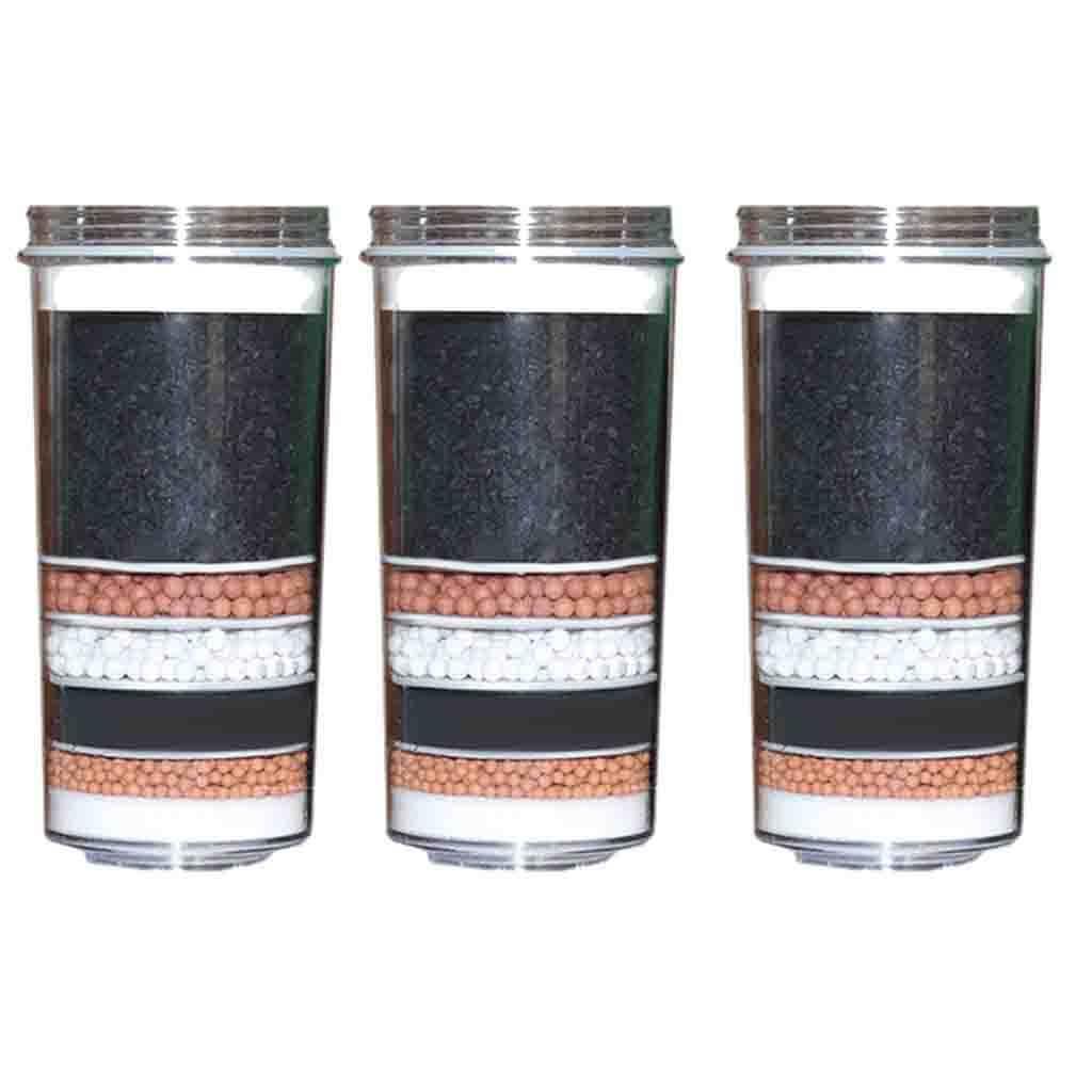 Aimex Water 7 Stage Water Filter Cartridge Healthy Prestige x3