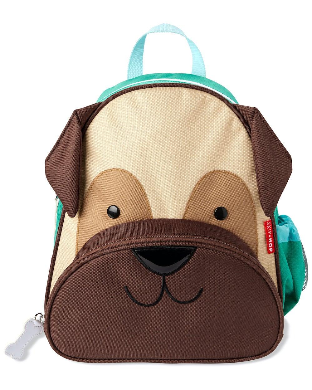 Skip Hop Zoo Preston Pug Backpack
