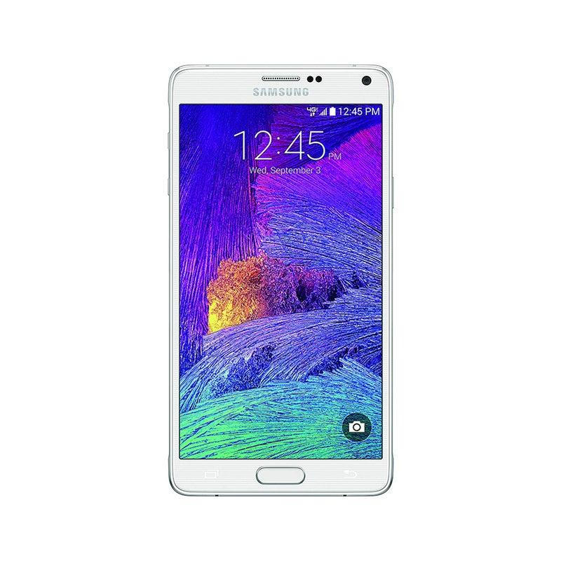 Samsung Galaxy Note 4 N910G 32GB White Unlocked Smartphone Excellent Condition