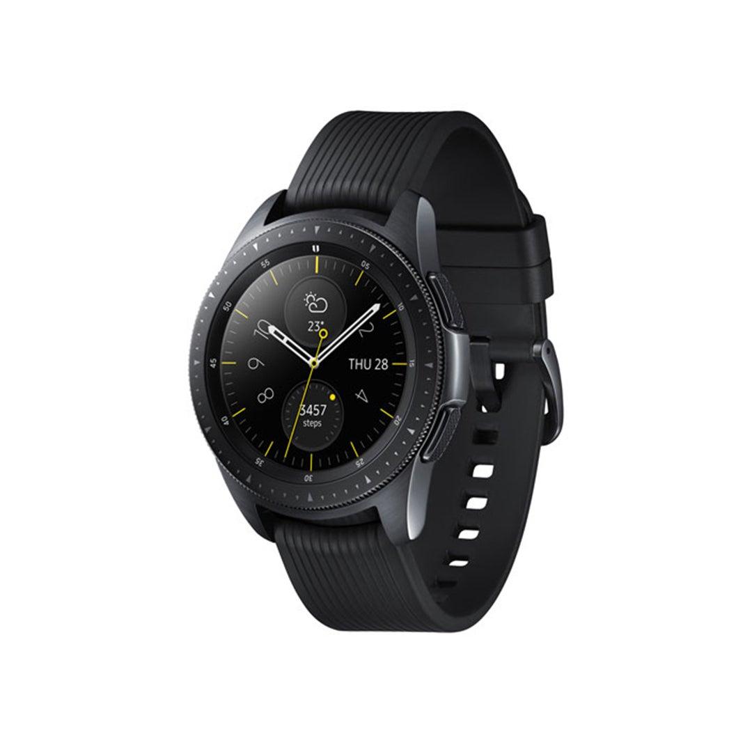 Samsung Galaxy Watch R815F 42mm Black [Pristine Grade] Refurbished Original Box