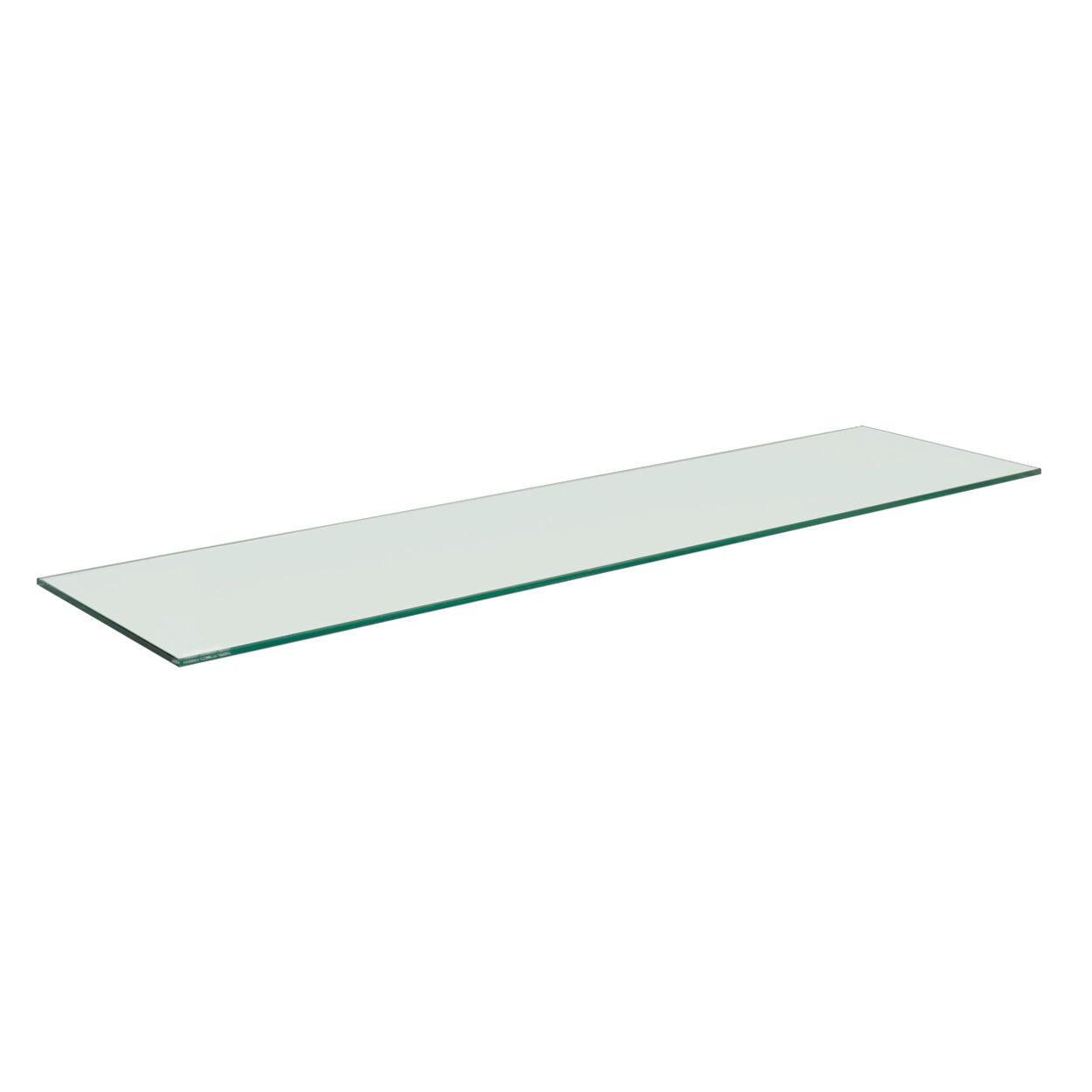 Glass Shelf, 8mm Toughened Glass, Choose size