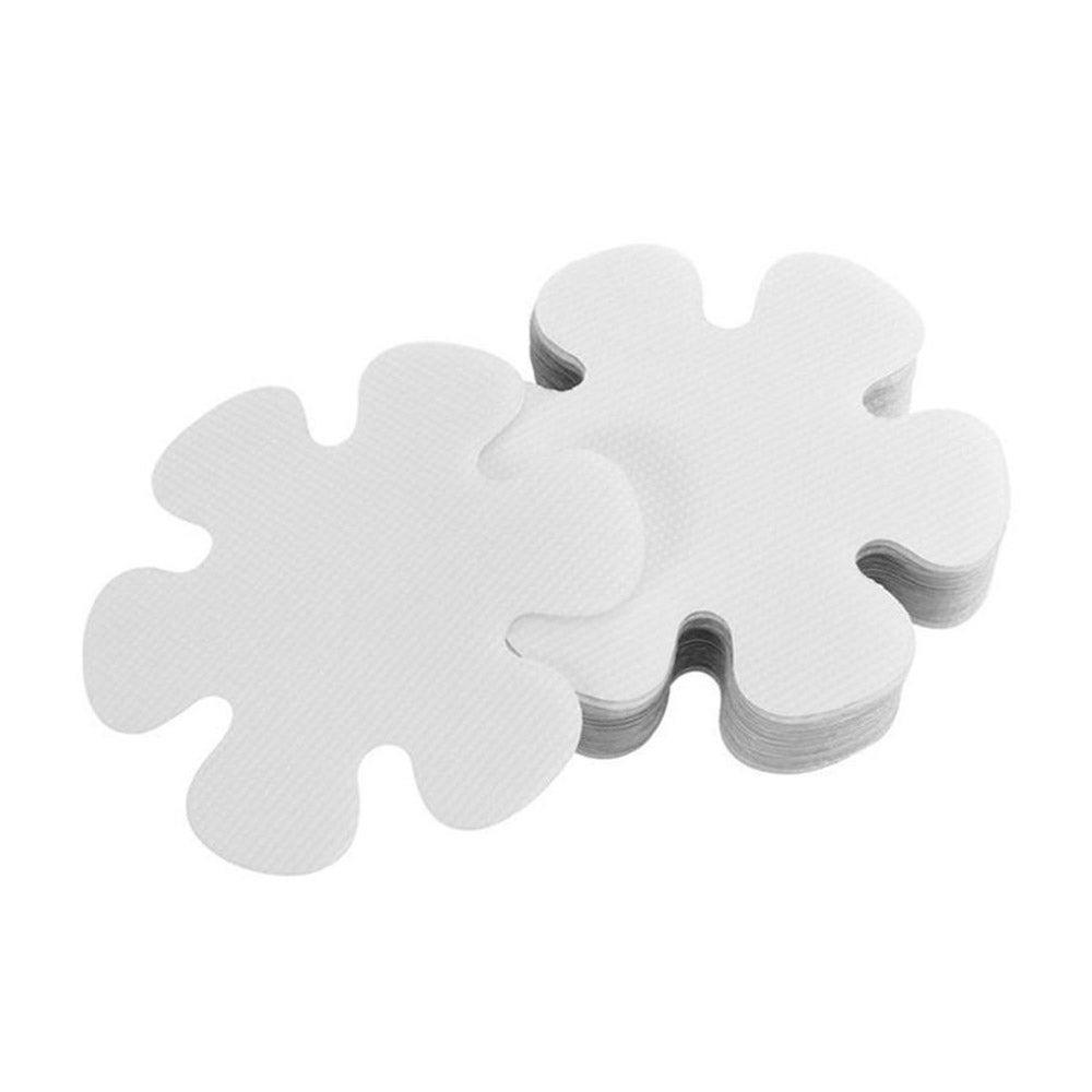 20pcs/Set Anti Slip Snowflake Shower Stickers Bath Safety Stickers Non-Slip Bathtub Grip Stickers Home Bath Decoration Stickers