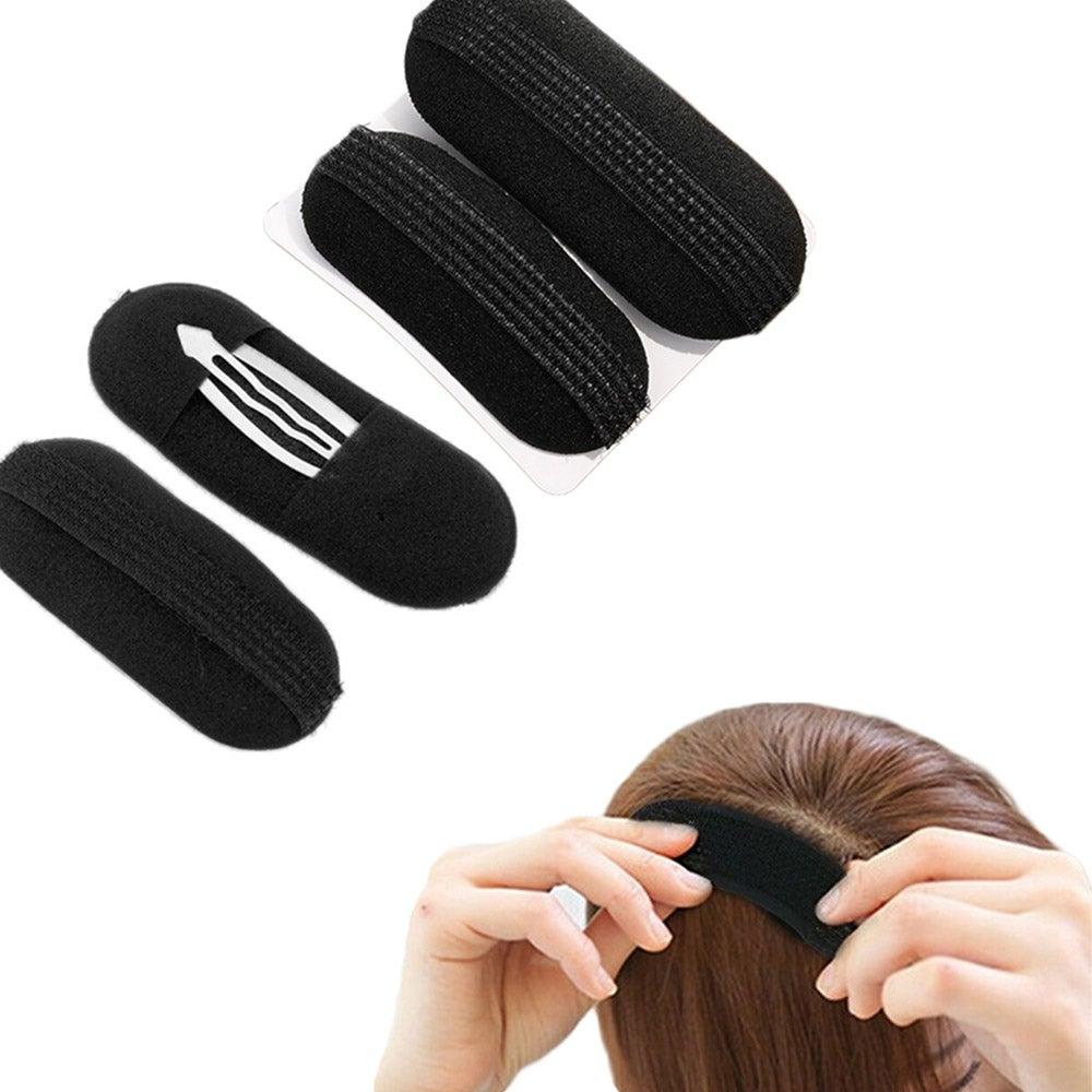 Sponge Hair Clips Hair Volume Increase Puff Pads Hair Styling Clips Hair Styling Tools