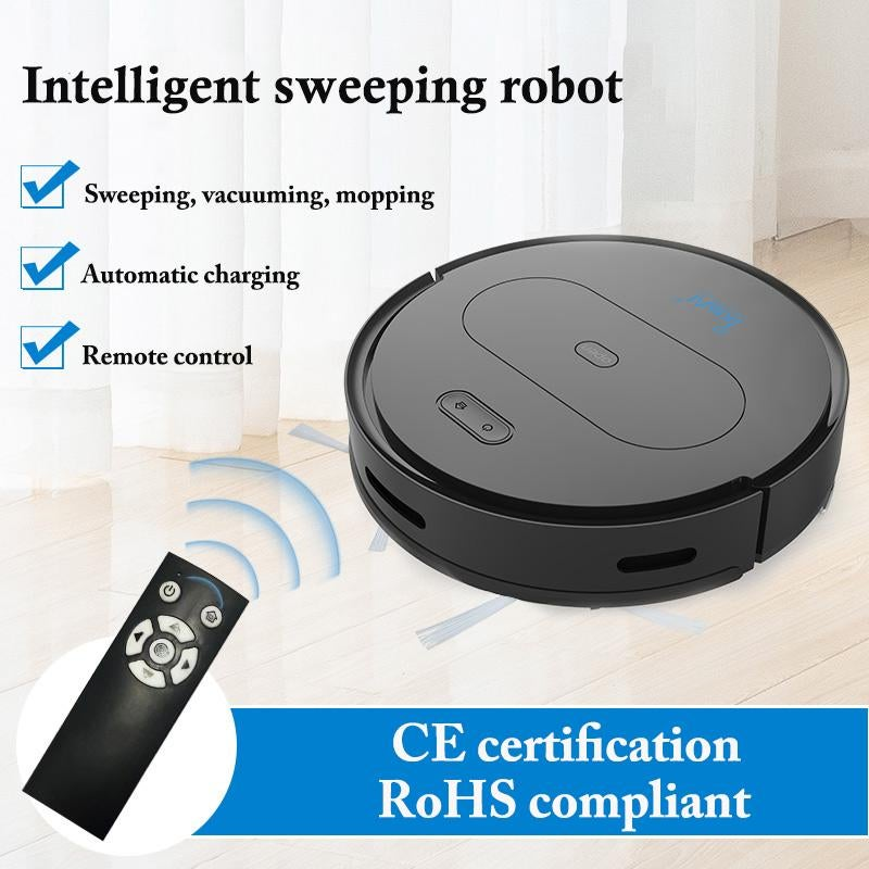 2021 New BowAI OB11 Intelligent Automatic Charing Sweep Vacuum Mop 3 in 1 Robot Cleaner