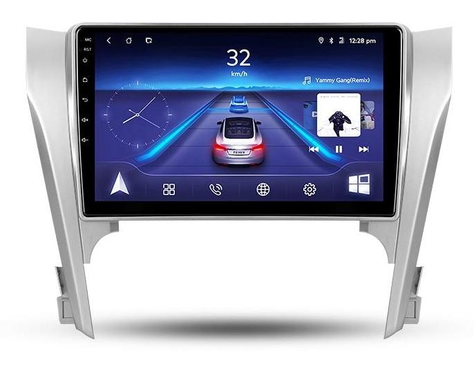 """Car Dealz 10.2"""" Android 8.1 Toyota Camry 2011-2014 GPS Bluetooth Car Player Navigation Radio Stereo DVD Head Unit In Dash Plus OEM Fascia"""