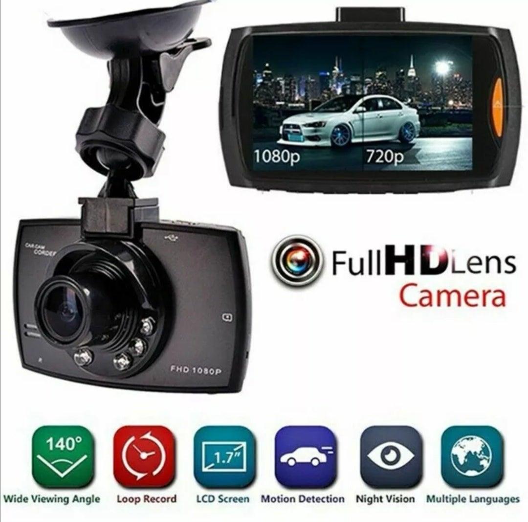 1080P HD Car Driving Recorder Dash Camera Video DVR Cam Night Vision G-sensor