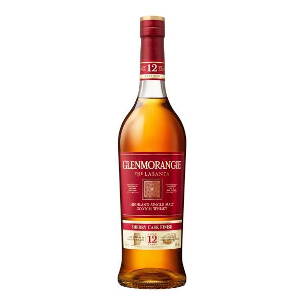 Glenmorangie The Lasanta Single Malt Scotch Whisky 700ml