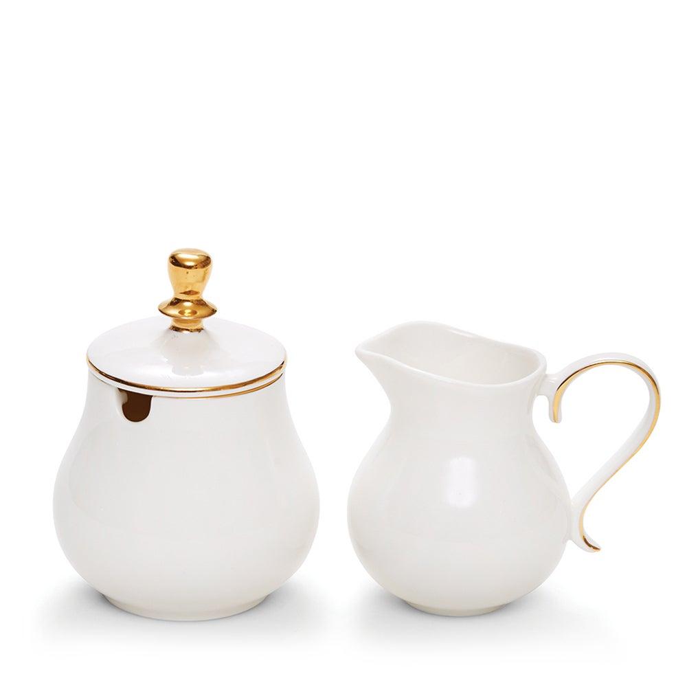 salt&pepper ECLECTIC Sugar Bowl and Creamer Set