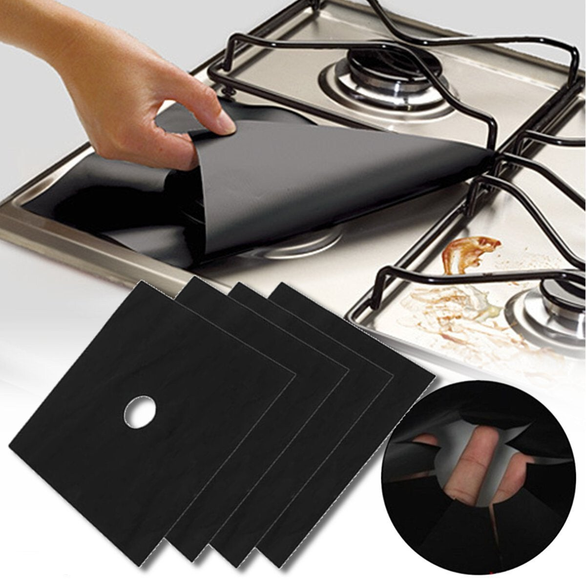 Gas Stove Cooker Protectors