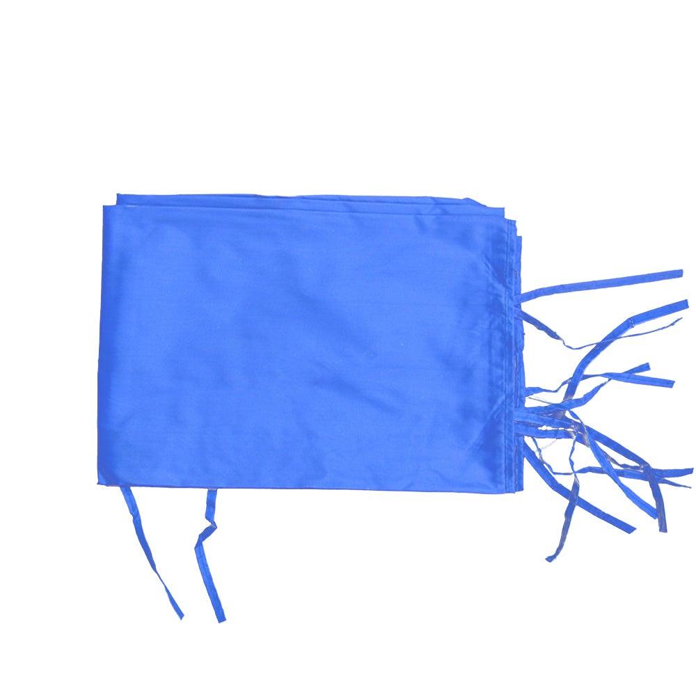 3x3m Gazebo Sidewall Side Wall Cloth Waterproof Outdoor Tent Accessories Blue