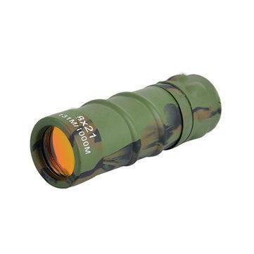 8x21 Outdoor Portable Monocular HD Optic BAK4 Day Night Vision Telescope