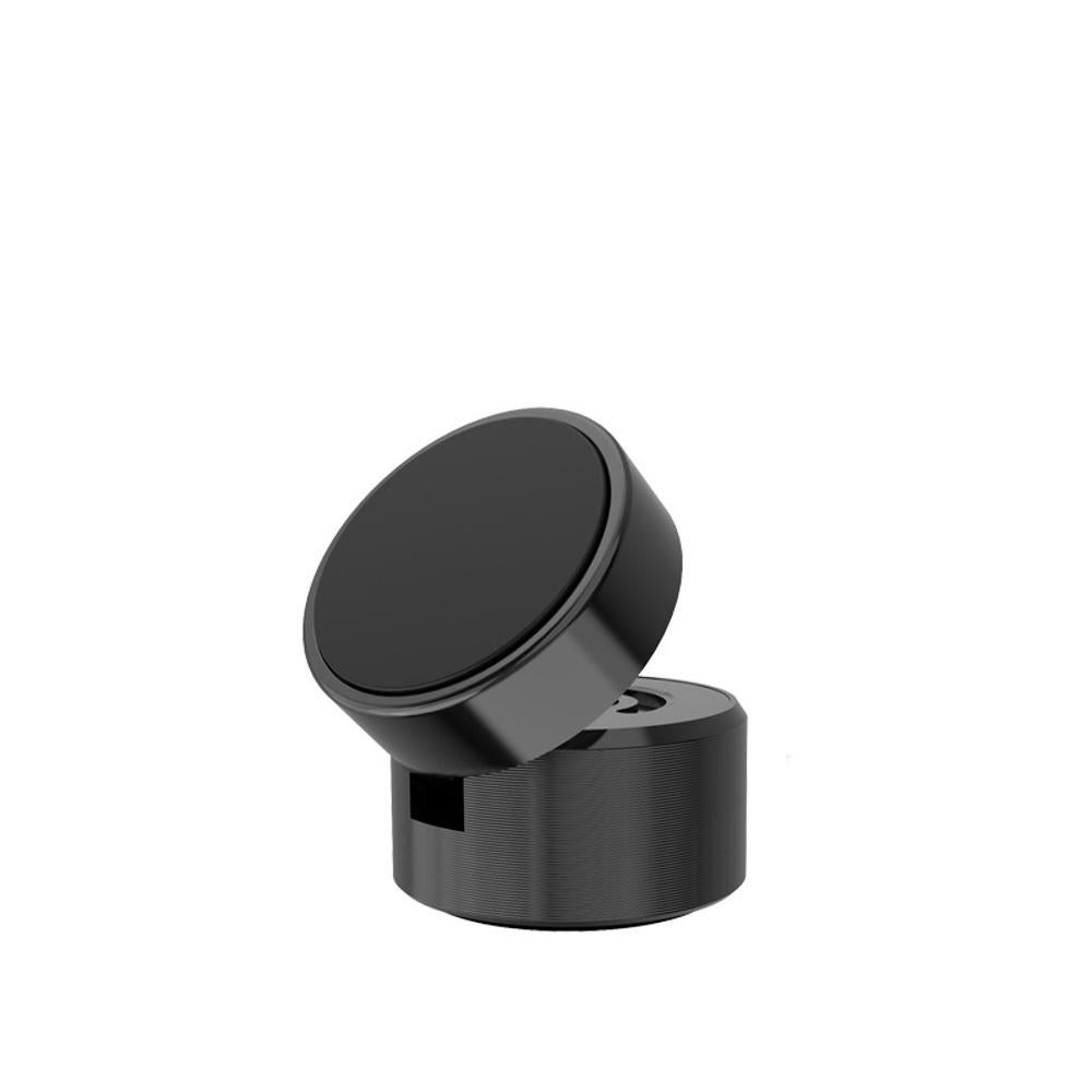 Flip Cover Type Car Aromatherapy Magnetic Phone Holder Dashboard Mount Stand for iPhone X XS XR