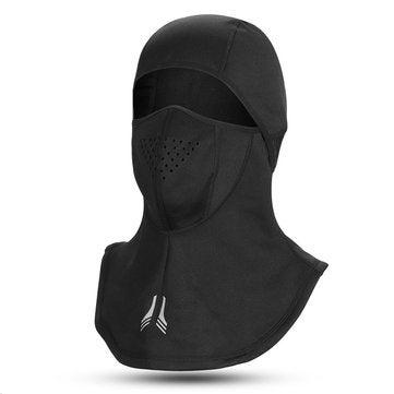 Outdoor Full Face Mask Neck Windproof Cycling Ski Warmer Earmuffs Cap Thicken Winter Fleece Hat