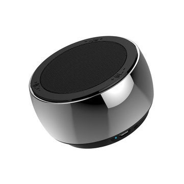 Portable Wireless bluetooth Speaker Mini Stereo Subwoofer TF Card Outdoor Handsfree Speaker With Mic BLACK COLOR