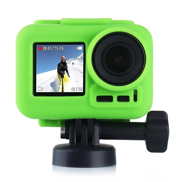 PU334 Silicone Protective Case Cover for DJI OSMO Action Sports Camera