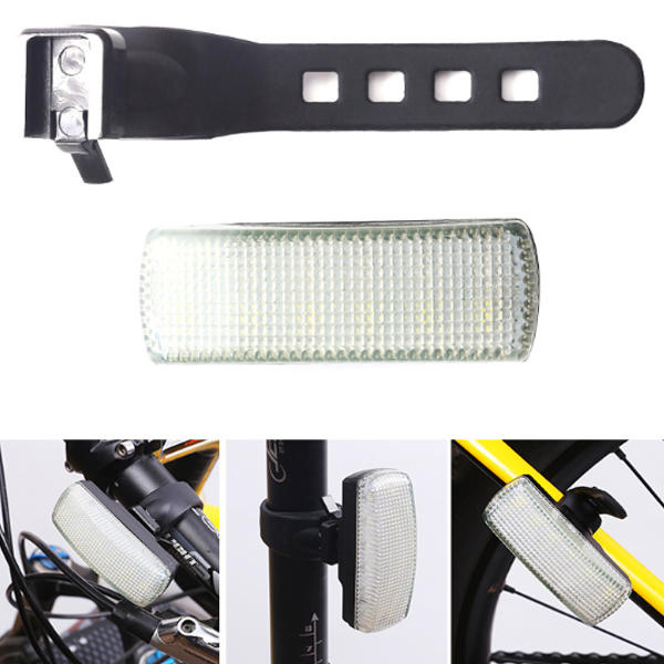 USB Charging Bike Tail Light 4 Modes Warning Night Light Magnetic Attraction Camping Cycling Rear Lantern