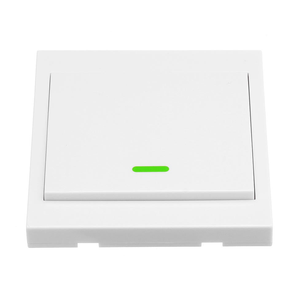 Wireless Remote Transmitter Sticky RF TX Smart For Home Living Room Bedroom 433MHZ 86 Wall Panel Works With SONOFF RF/RFR3/Slampher/iFan03/4CHProR2/TX Series/433 RF Bridge