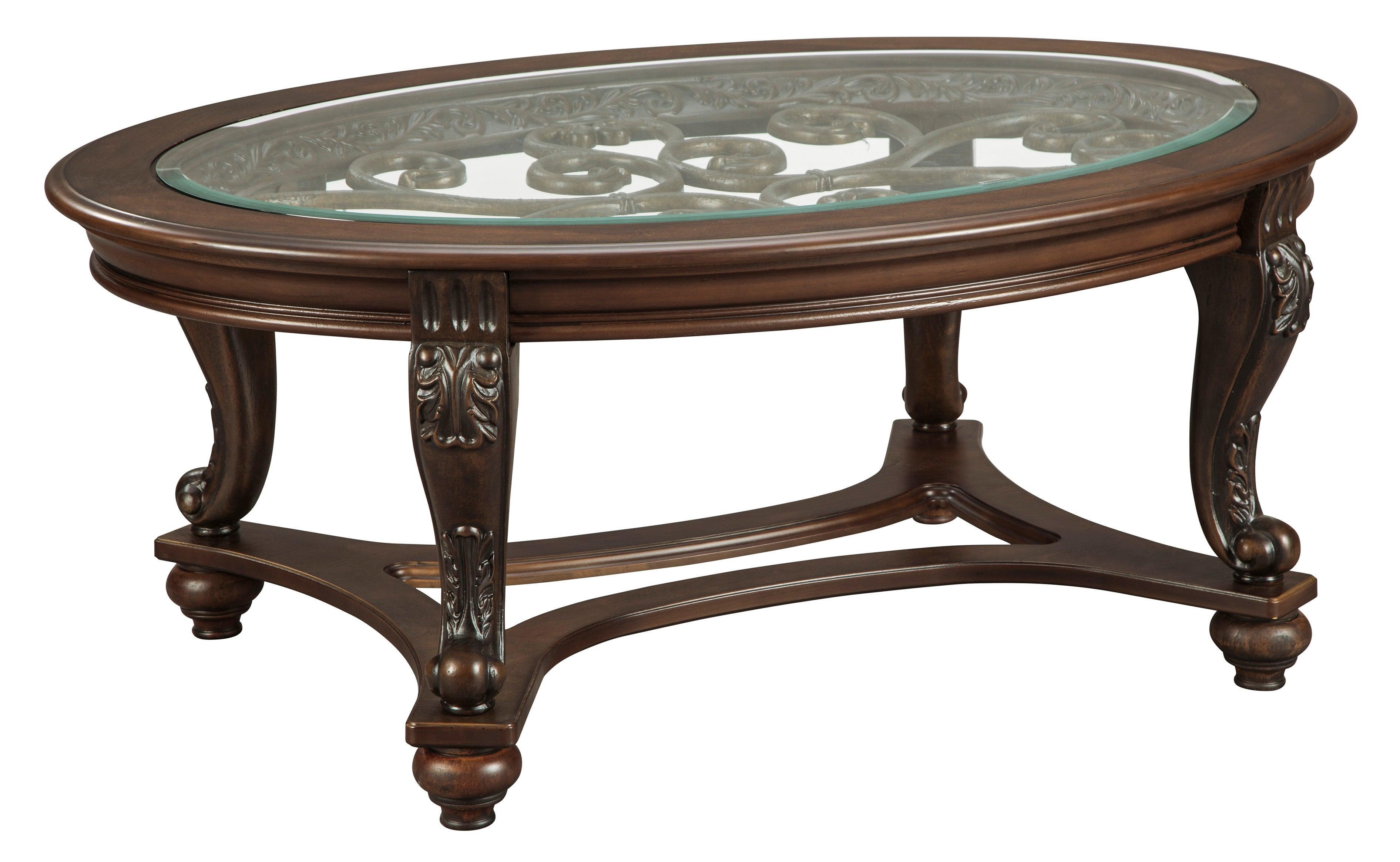 Windsor Oval Coffee Table