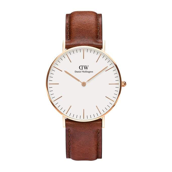 DW Classic St Mawes RG/White