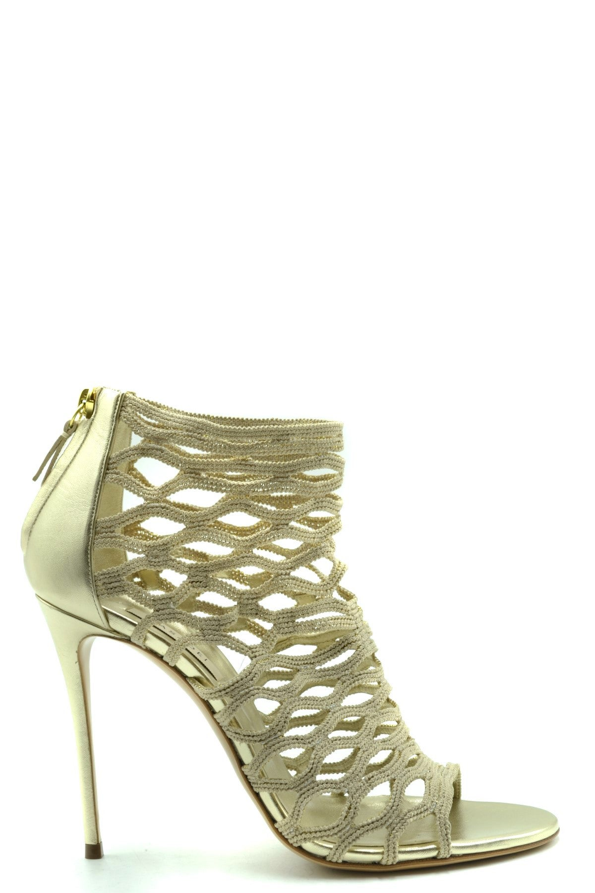 Casadei Women's Sandals In Beige