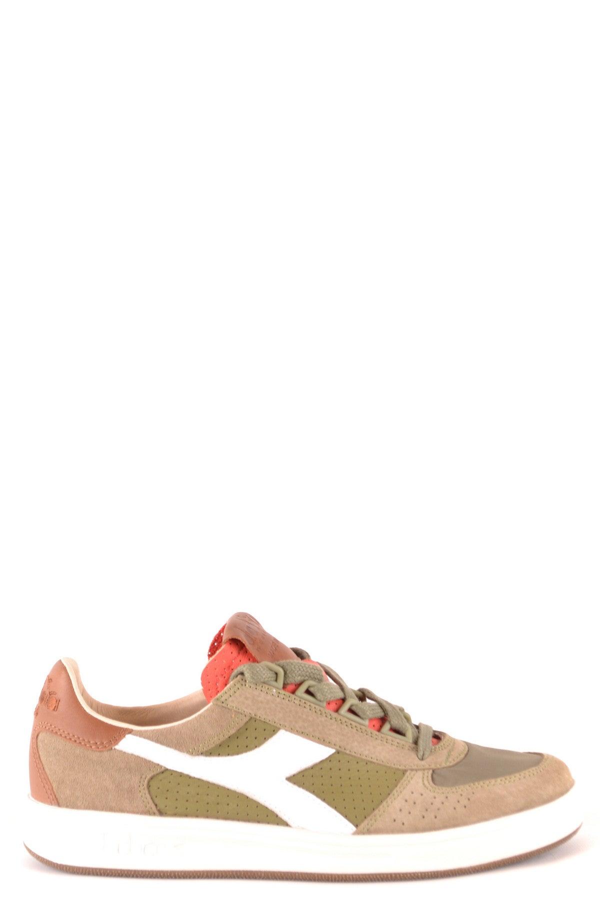 Diadora Men's Sneakers In Green