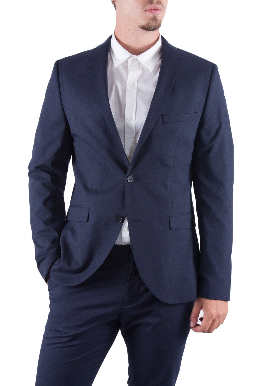 Selected Men's Suit In Blue