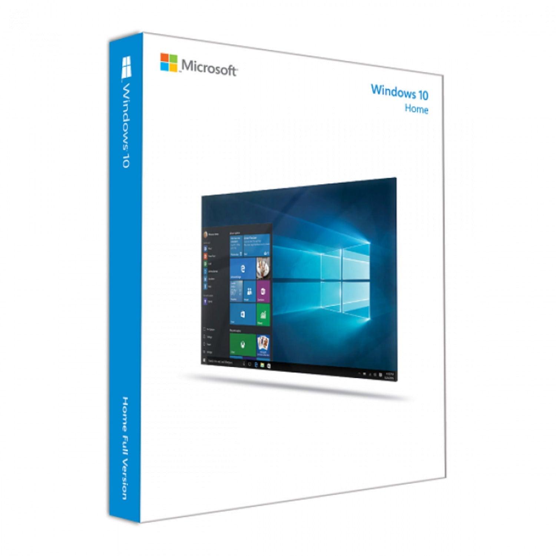 Microsoft Windows 10 Home 64Bit ENG OEM Keys KW9-00139