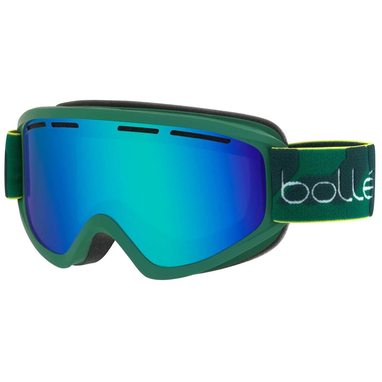 Bolle Goggle 21805 Schuss Unisex Green