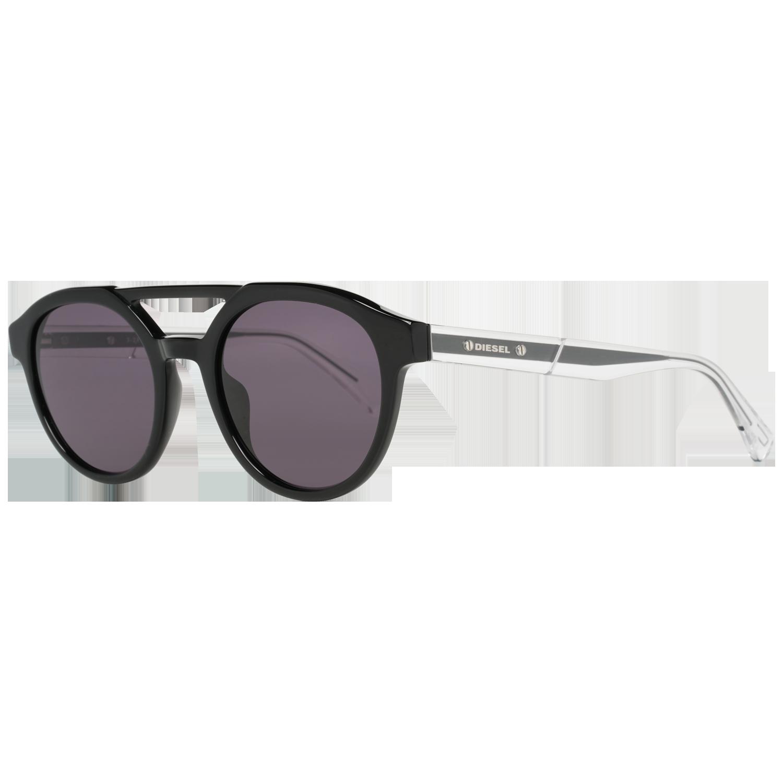 Diesel Sunglasses DL0280 01A 51 Men Black