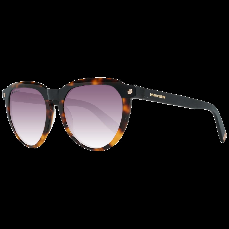 Dsquared² Dsquared2 Sunglasses DQ0287 56B 53 Women Brown