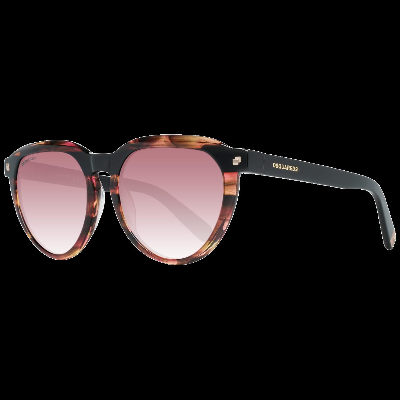 Dsquared² Dsquared2 Sunglasses DQ0287 74G 53 Women Brown