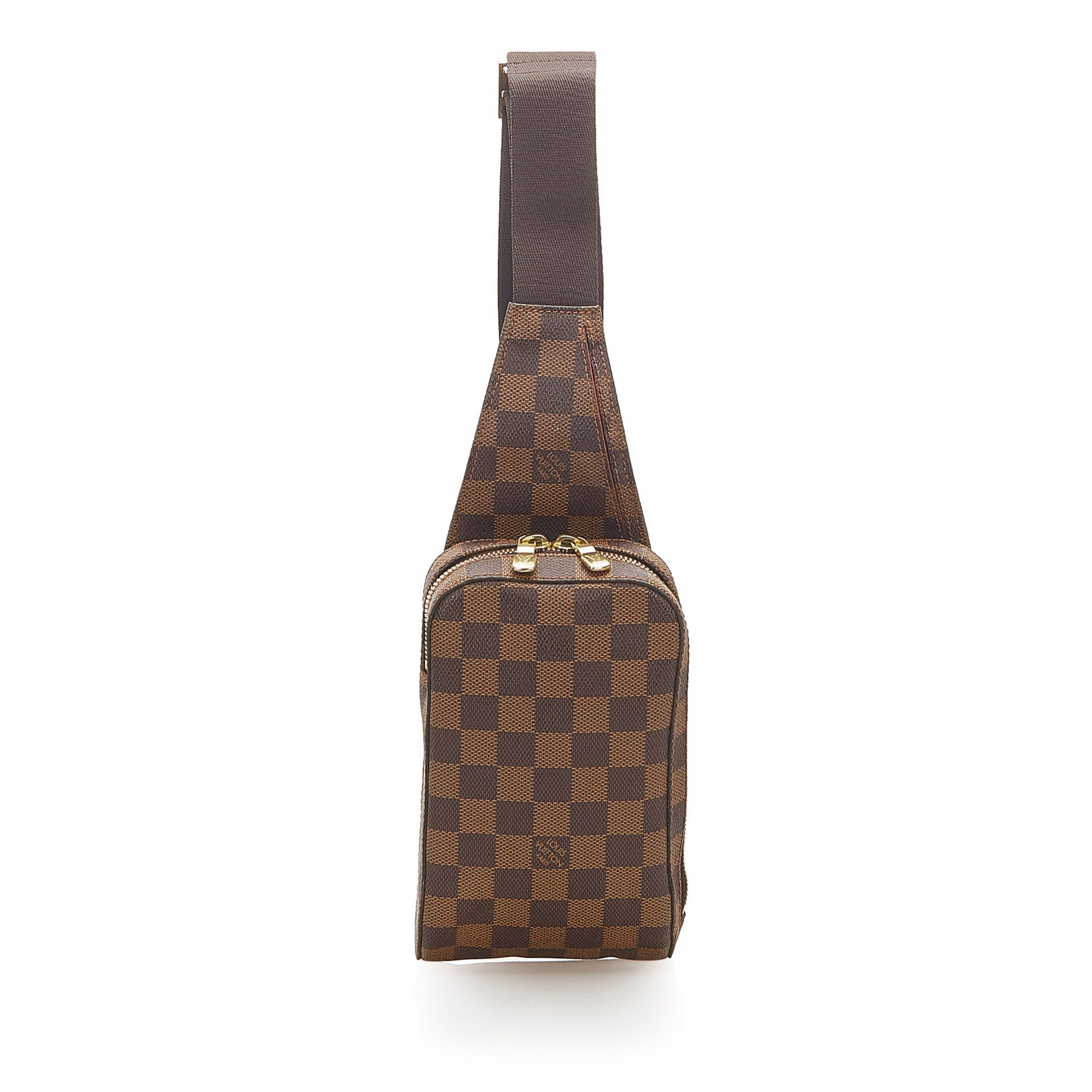 Louis Vuitton Damier Ebene Geronimos