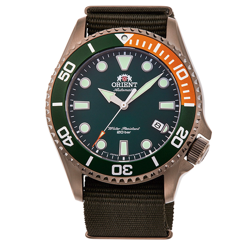 Orient Watch RA-AC0K04E10B Men Gunmetal