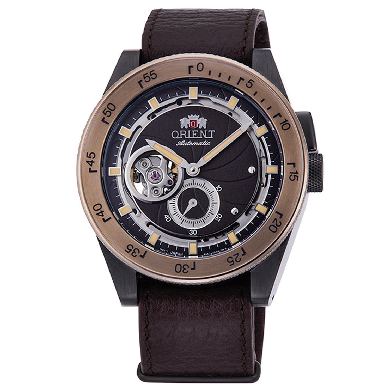 Orient Watch RA-AR0203Y10B 70th Anniversary Limited Edition Men Gunmetal