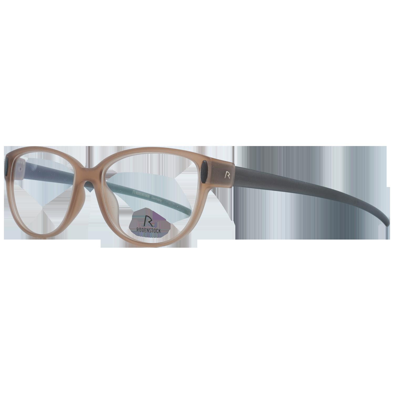 Rodenstock Optical Frame R8016 B 53 Women Beige