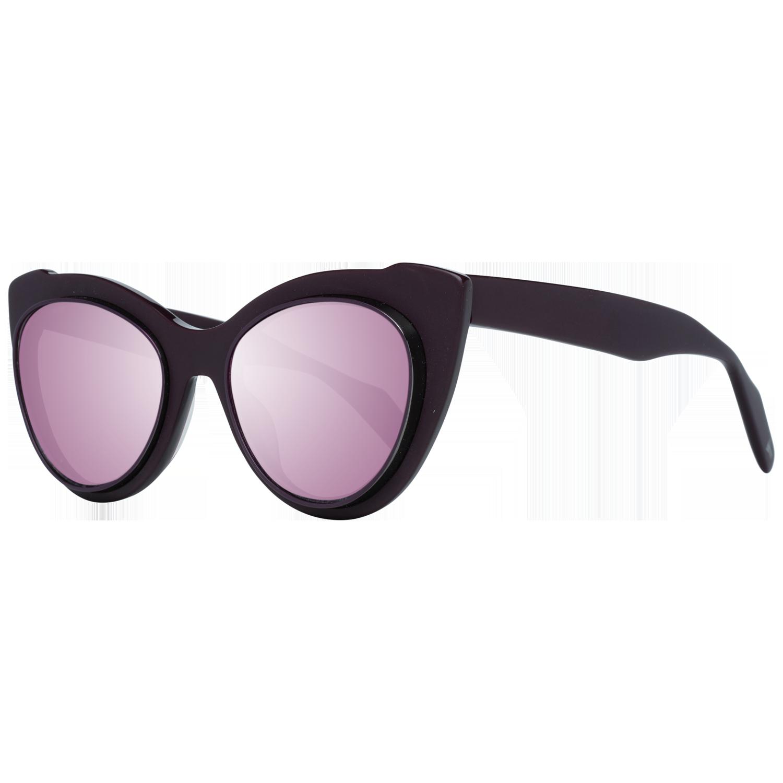 Yohji Yamamoto Sunglasses YY7021 771 52 Women Purple