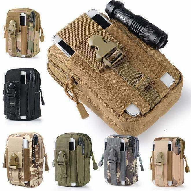 The Best Tactical Military Belt Bag