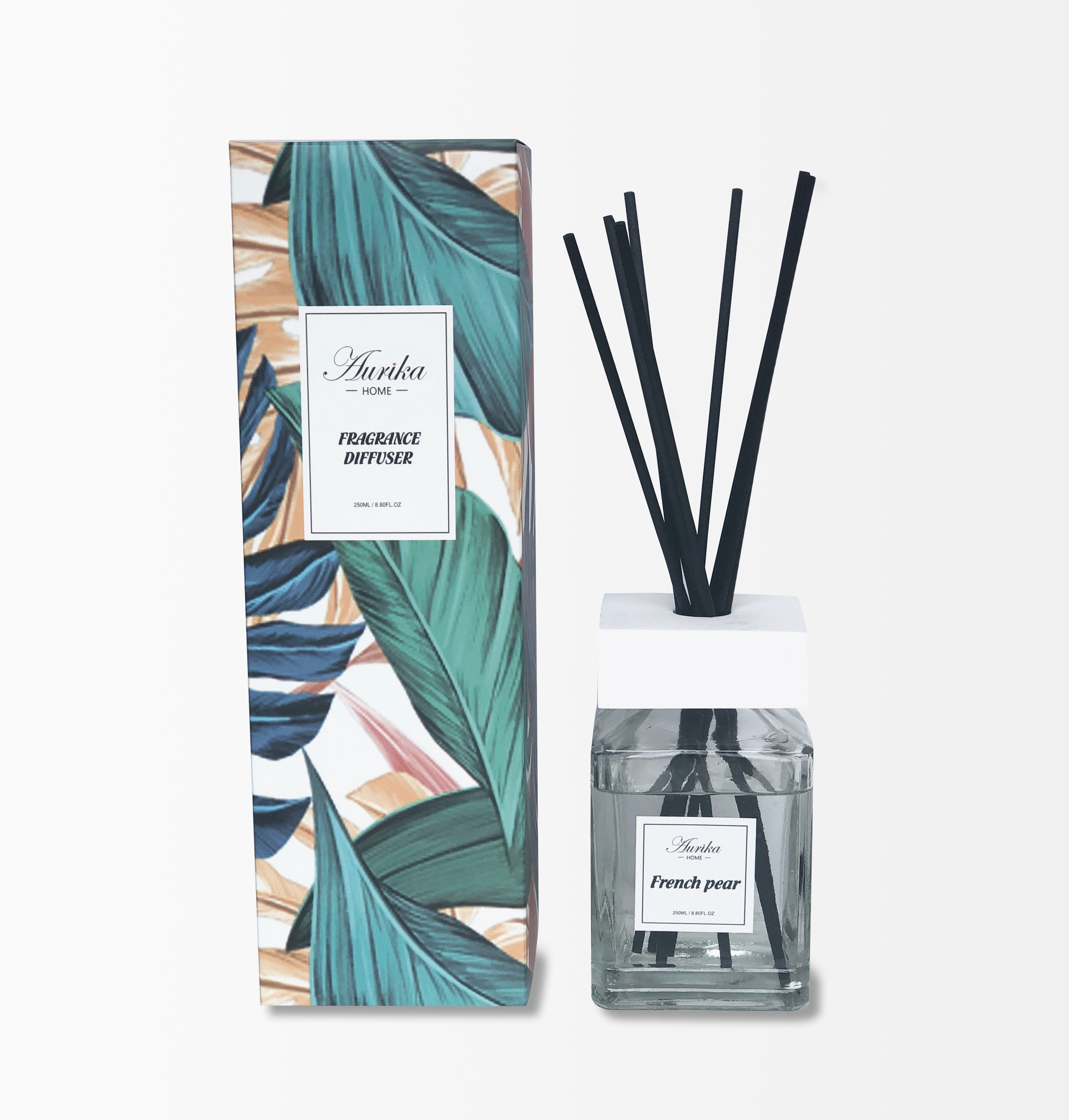 250ml Reed Diffuser French Pear