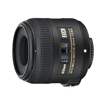 Nikon AF-S DX Micro NIKKOR 40mm f/2.8G lens - BRAND NEW