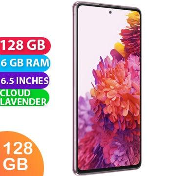 Samsung Galaxy S20 FE 5G (6GB RAM, 128GB, Cloud Lavender) - FREE DELIVERY